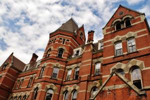 The Hudson River State psychiatric hospital