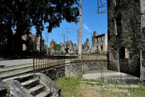 Le massacre d'Oradour-sur-Glane
