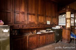 The abandoned workshop