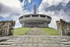 Le monument de Buzludzha