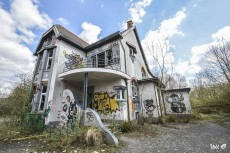Doel, the nuclear ghost town