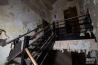 La vieille gare abandonnée