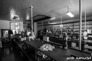 Mr. Sweetman's general store