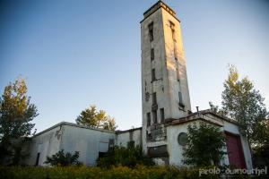 Val Rose: the abandoned military plant