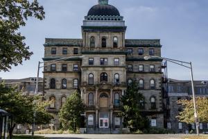 Former Greystone Park Psychiatric Hospital