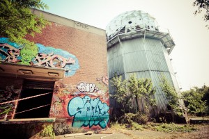 Teufelsberg: the former NSA station