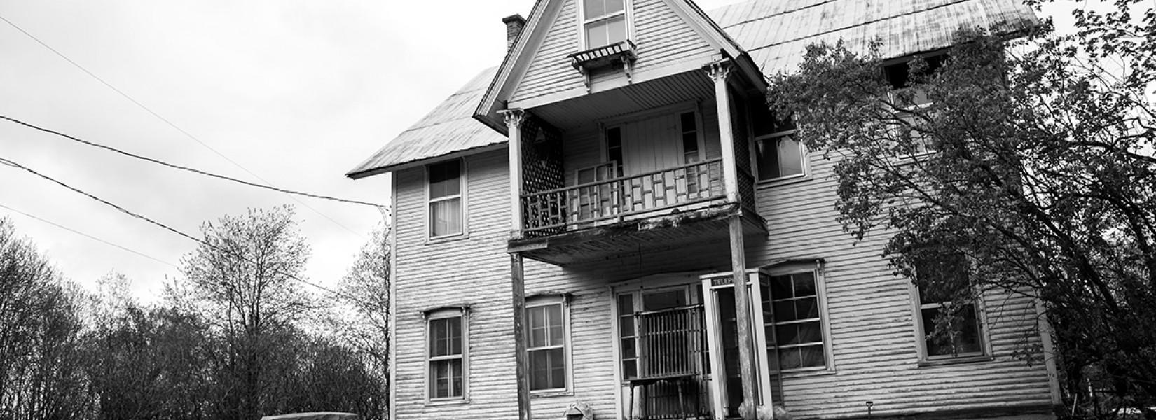 La maison de l'antiquaire