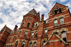 The Hudson River State psychiatric hospital