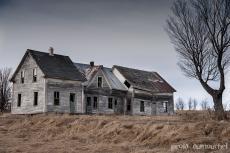 Maison abandonnée - Région de Scotstown | Photo de Jarold Dumouchel