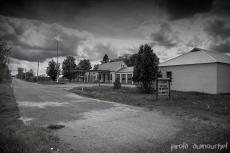 La vieille douane abandonnée