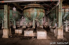 The abandoned paper mill